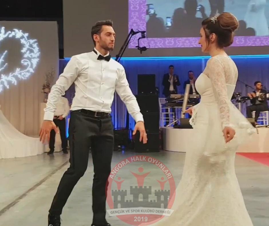 Düğün Dansı Zeybek